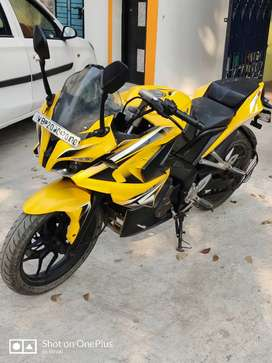 I want sell my PULSAR RS200 just rupee 64999