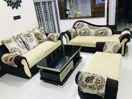 Imported sofa and teapie