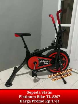 Sepeda Fitness  Keluarga Platinum Bike Untuk Olahraga Sepeda Di Rumah