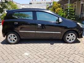 Toyota Agya 2016 G Matic Makassar