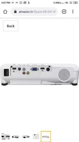 Epson projector EB41