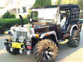 Modified open Jeeps Willy's jeep Hunter Jeep Wrangler Rubicon