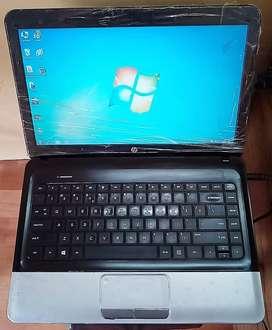 HP INTEL i3 {3rd gen.} 4GB/320GB LAPTOP