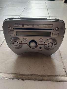 Tape audio nissan march orisinil