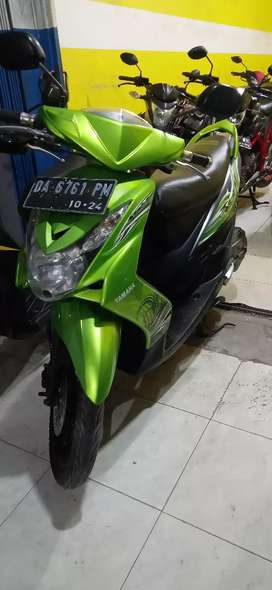 Mio soul hijau mesin nyaman
