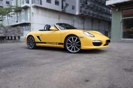 Porsche Boxster Cabriolet 2.9 AT PDK 2011..Mulus Terawat..