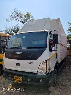 Tata ultra 1014 7 ton passing