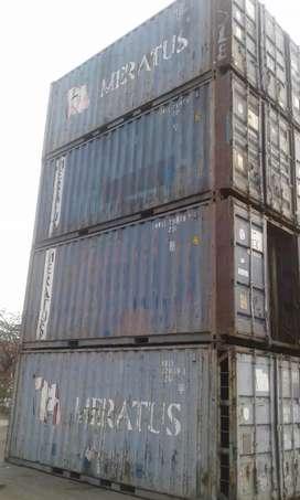 Sale container bekas
