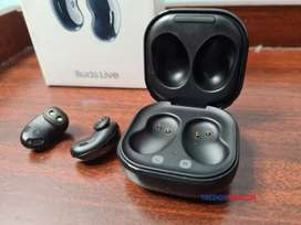 Samsung buds live wireless earbuds. Best sound and bass quality.