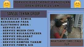 Service Kulkas AC tidak dingin Servis Mesin Cuci Taman Sidoarjo