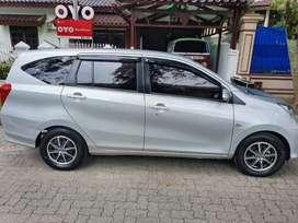 Toyota Calya G 2017 Silver