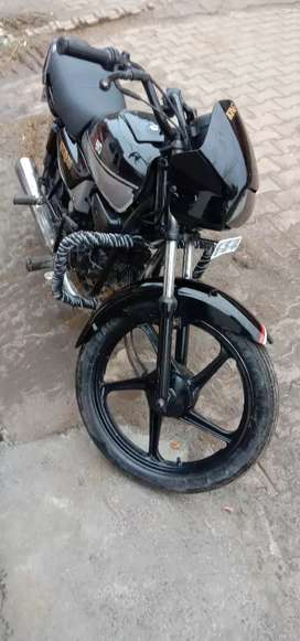 Hero honda splender bike