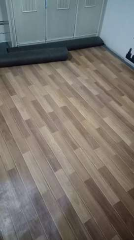 Wooden carpet