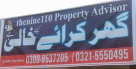 House for rent in town Ship sector A2