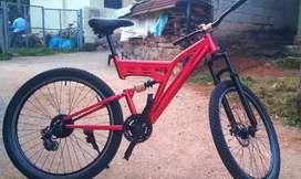 Gear cycle full customized