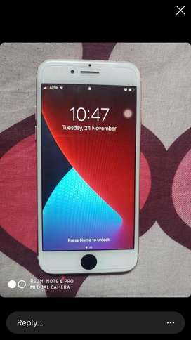 I phone 7 128 GB limited edition good condition