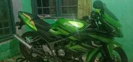 Kawasaki ninja double rr