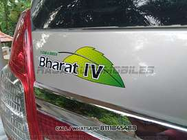 BS4 sticker for Innova
