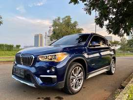 BMW X1 Sdrive Xline18i NIK 2017 Limited Color Panoramic Sunroof gla