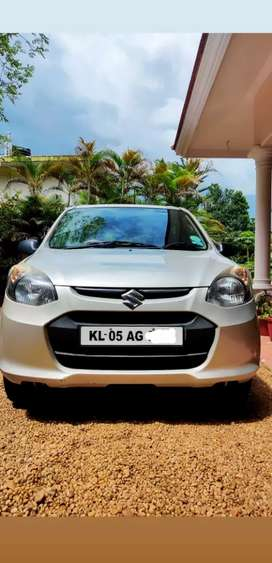 ALTO 800 lxi single owner good condition