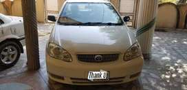 Going to sell my family Car Islamabad Register 2007