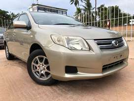 Toyota Corolla Axio... on just 20% down payment