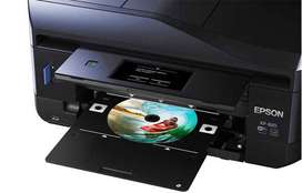 Wireless Color Photo Printer With Scanner