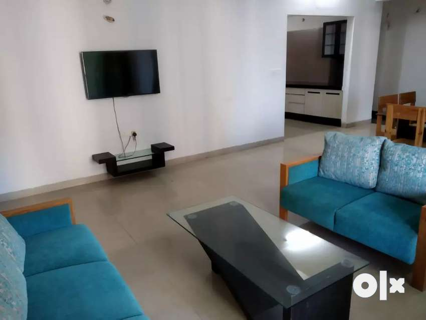 Fully furnished 3bhk flat available on rent at Apollo DB City Campus 0