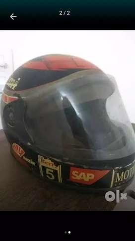 Helmet hunt company ( racer bike helmet) negotiable