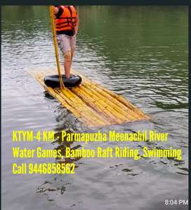 KTYM-4 KM Parmpuzha Meenachil  River Home Stay, Boating ets:-