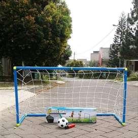 mainan anak gawang sepak bola