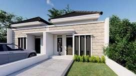 Amanah Residen  Lemahdadi Bangunjiwo  Rumah Murah Minimalis Modern.