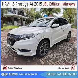HRV Prestige JBL Edition At 2016 awal Istw Bisa Kredit