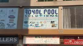 All swimming pool equipment are available .
