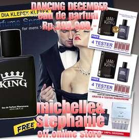 M&S EAU DE PARFUMtokomy11 - 2020 Parfum Pria Parfum King Black 55ml