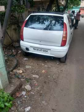 Tata Indica 2007 Diesel 200000 Km Driven second owner