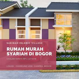 Rumah Murah Akad Syariah Bogor Sakinah Islamic Village