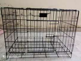 Cage for pug