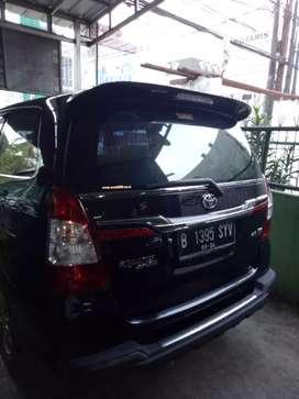 Toyota innova G 2014 hitam