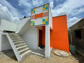 Individual House for sale 1 BHK - 15 Lakhs ( All inclusive)
