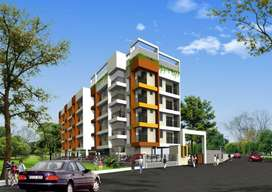 UNDER CONSTRUCTION 1 BHK FLAT FOR SALE IN GURUVAYOOR FOR JUST 13.5Lakh
