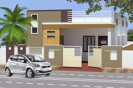 East face 2 bhk house available sreecity-5 kantheru
