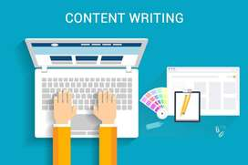 Content Writers Needed (Freelancers or Employee)