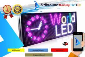 Grosir LED:Running Text,Videotron,Jadwal Sholat,Jam Digital CUSTOM