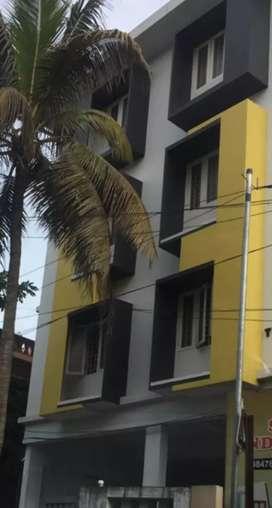 New  hostel building for sale near bread world kakkanad