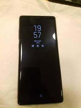 Samsung Galaxy Note 8 (9.5/10) (Complete accessories))