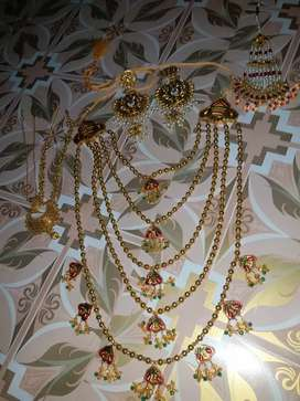 Gold Plated Set for Sale (Read Full Ad)