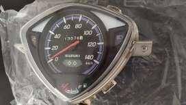 Speedometer spidometer assy suzuki address
