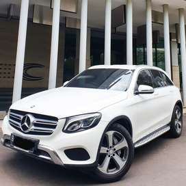 Mercedes Benz GLC250 NIK 2017 (WARRANTY ACTIVE)