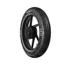 New Ceat Tyres for Suzuki 125
